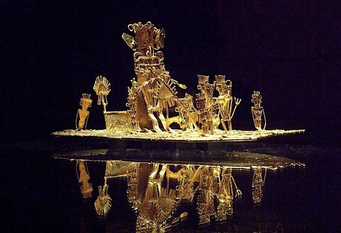 Museo de Oro- Музей Золота 16420