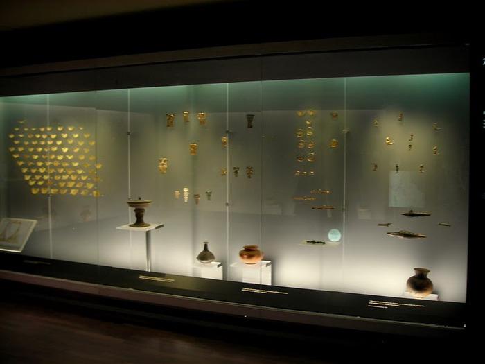 Museo de Oro- Музей Золота 23598