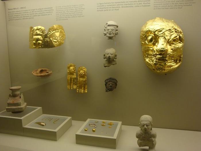 Museo de Oro- Музей Золота 73333