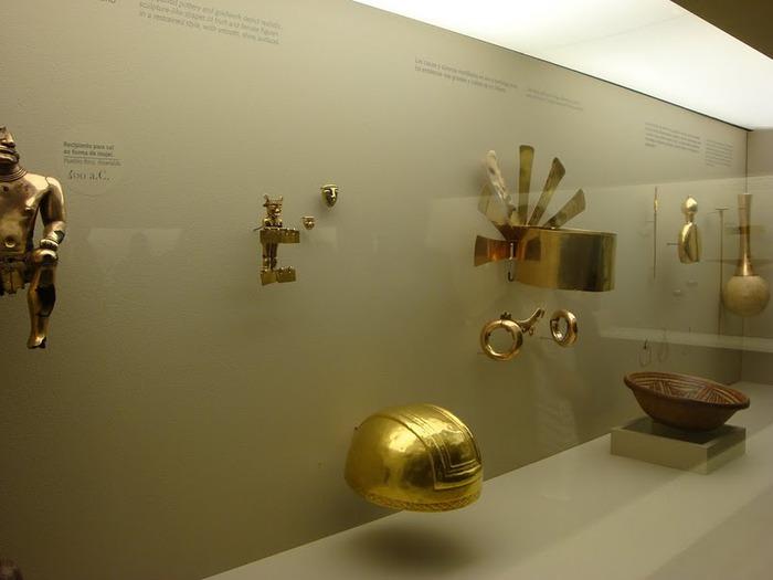 Museo de Oro- Музей Золота 38193