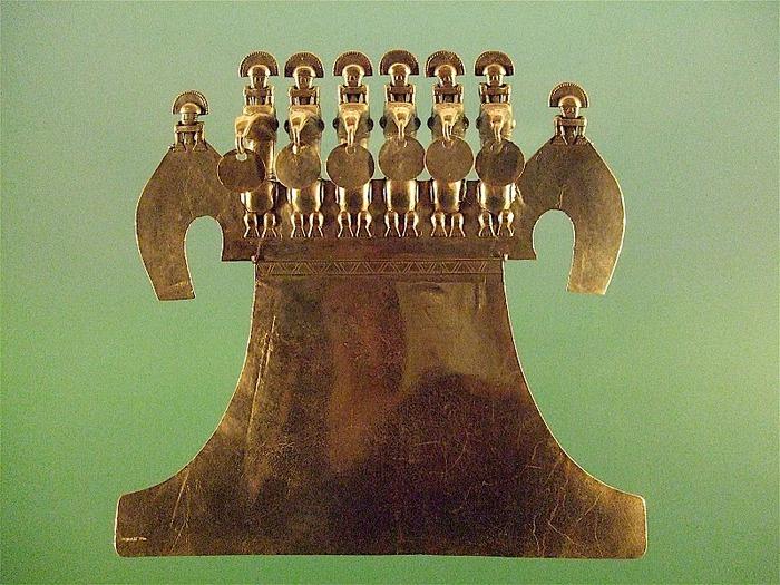 Museo de Oro- Музей Золота 45663