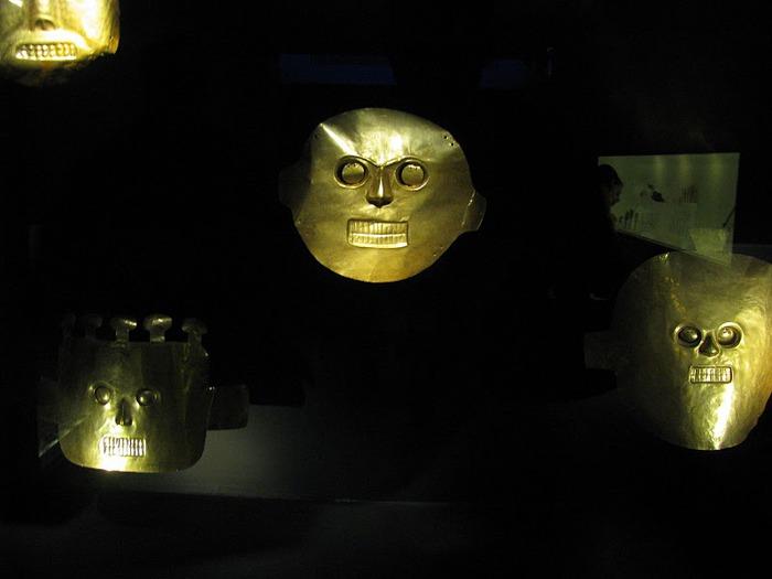 Museo de Oro- Музей Золота 75991