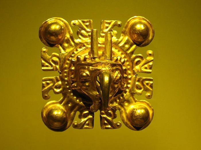 Museo de Oro- Музей Золота 34181