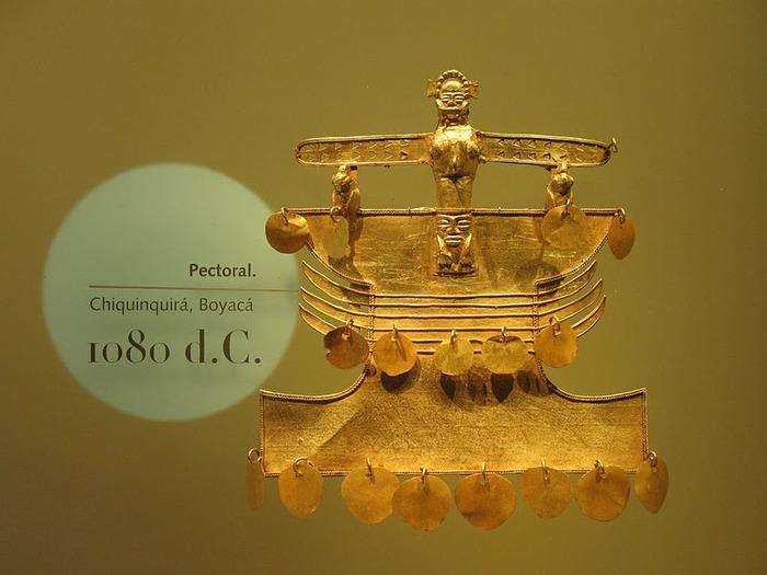 Museo de Oro- Музей Золота 27657