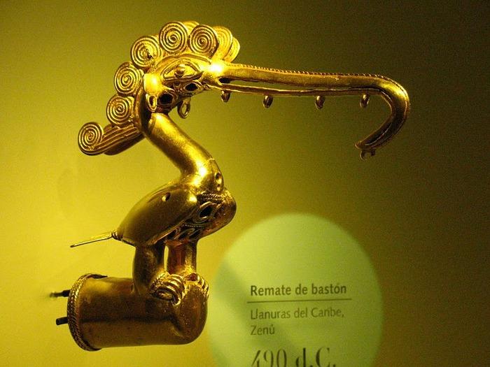 Museo de Oro- Музей Золота 13892