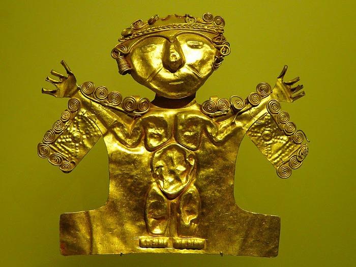 Museo de Oro- Музей Золота 52420