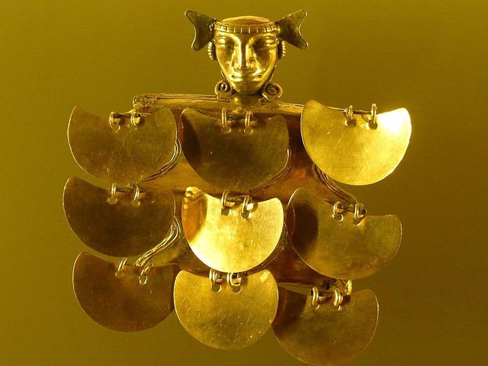 Museo de Oro- Музей Золота 10790
