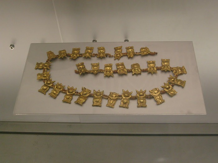 Museo de Oro- Музей Золота 59921