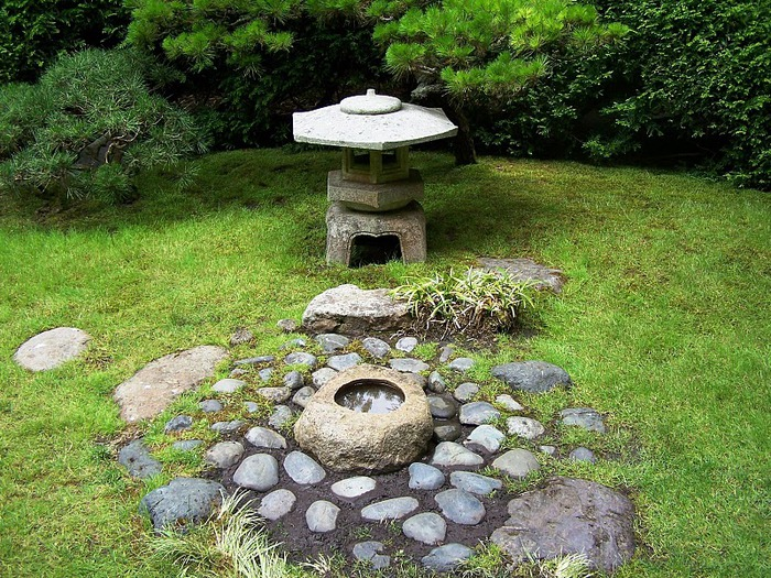 Японский чайный сад -(Hakone Japanese Tea Garden) 60611