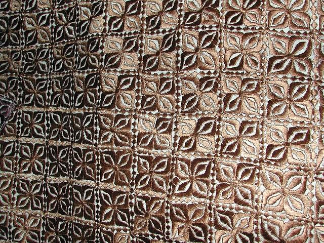 что марокканская вышивка