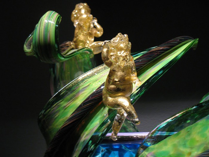 Музей изящных искусств (De Young Museum) -коллекция Dale Chihuly Glass Exhibit 87902