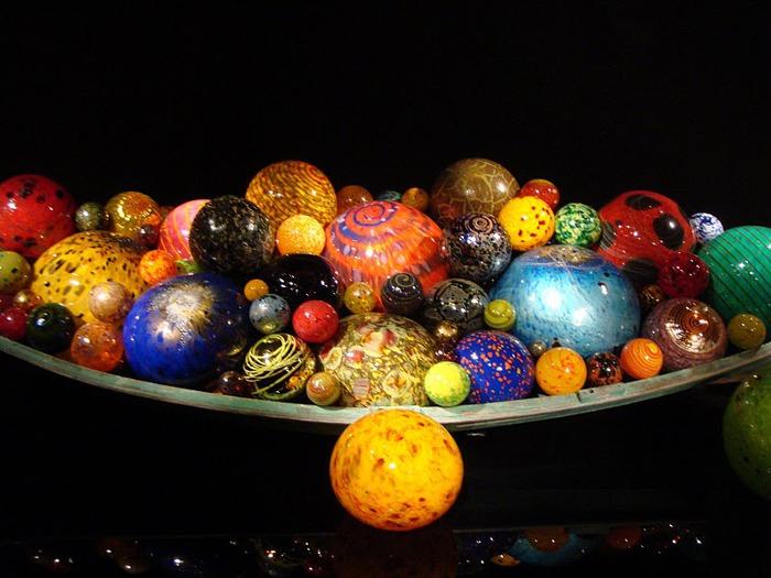 Музей изящных искусств (De Young Museum) -коллекция Dale Chihuly Glass Exhibit 93247