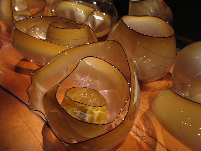 Музей изящных искусств (De Young Museum) -коллекция Dale Chihuly Glass Exhibit 57531