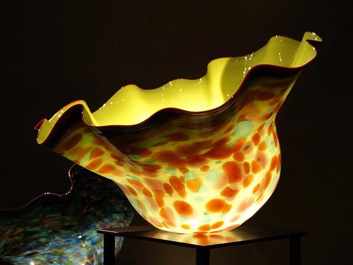Музей изящных искусств (De Young Museum) -коллекция Dale Chihuly Glass Exhibit 62162