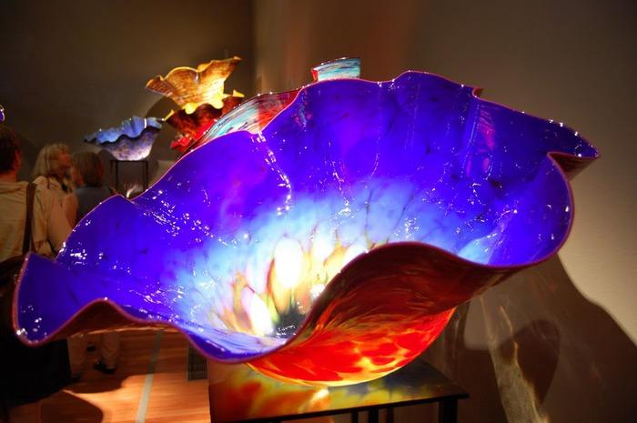 Музей изящных искусств (De Young Museum) -коллекция Dale Chihuly Glass Exhibit 63232