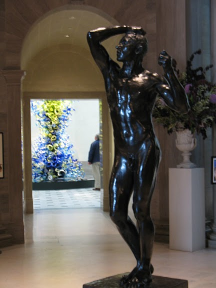 Музей изящных искусств (De Young Museum) -коллекция Dale Chihuly Glass Exhibit 78115