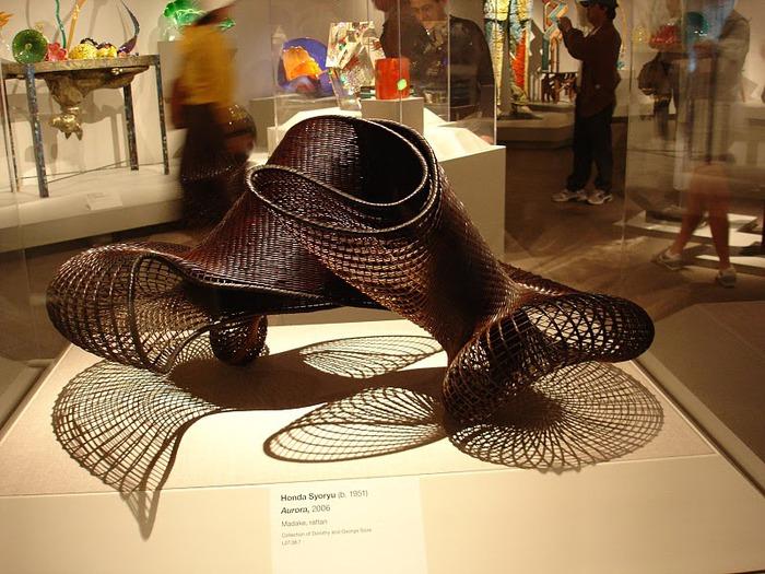 Музей изящных искусств (De Young Museum) -коллекция Dale Chihuly Glass Exhibit 46995