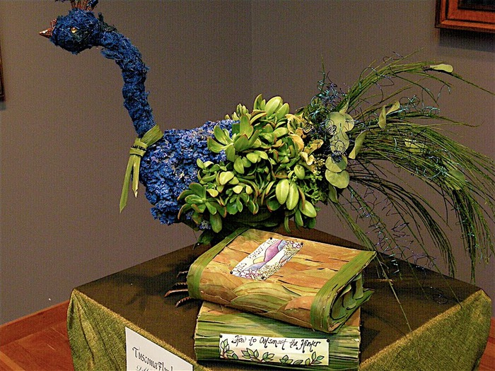 The 24th Annual Bouquet to Art (DeYoung museum, Сан Франциско) 33309