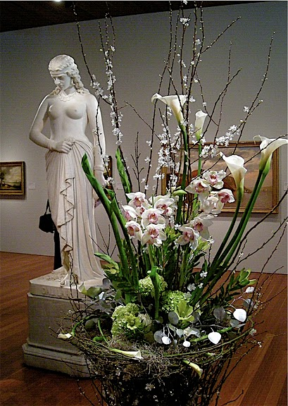 The 24th Annual Bouquet to Art (DeYoung museum, Сан Франциско) 48479