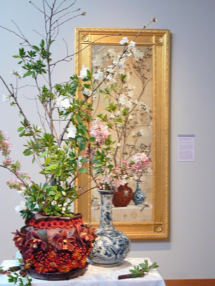 The 24th Annual Bouquet to Art (DeYoung museum, Сан Франциско) 60038