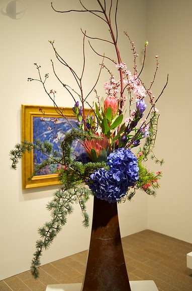 The 24th Annual Bouquet to Art (DeYoung museum, Сан Франциско) 24226