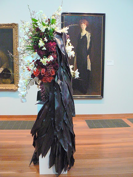 The 24th Annual Bouquet to Art (DeYoung museum, Сан Франциско) 65090