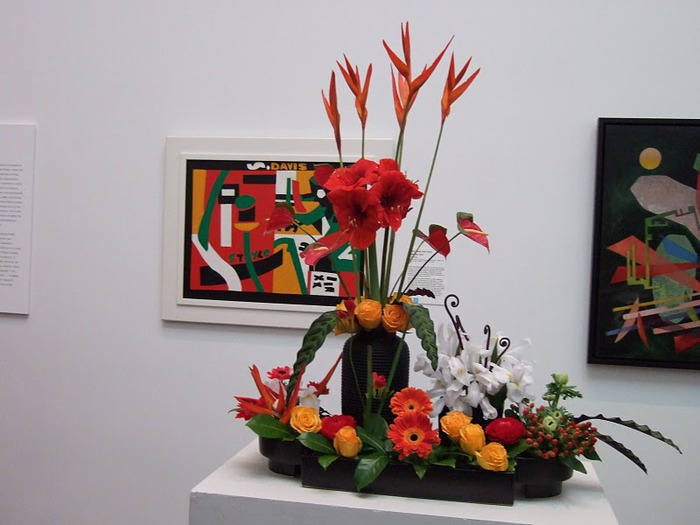 The 24th Annual Bouquet to Art (DeYoung museum, Сан Франциско) 21842