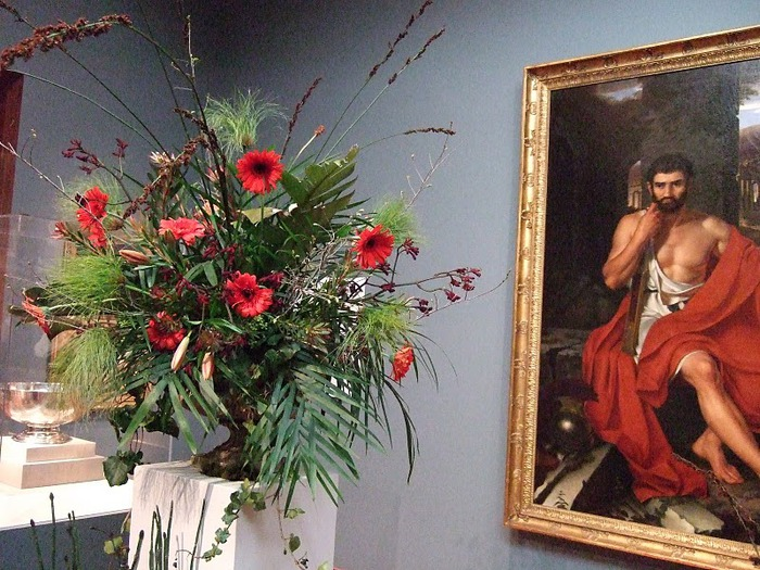 The 24th Annual Bouquet to Art (DeYoung museum, Сан Франциско) 16335