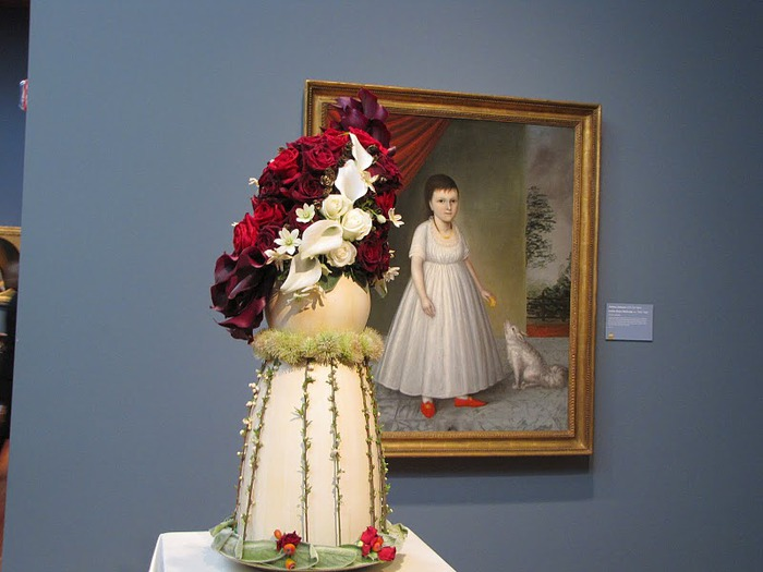 The 24th Annual Bouquet to Art (DeYoung museum, Сан Франциско) 42179
