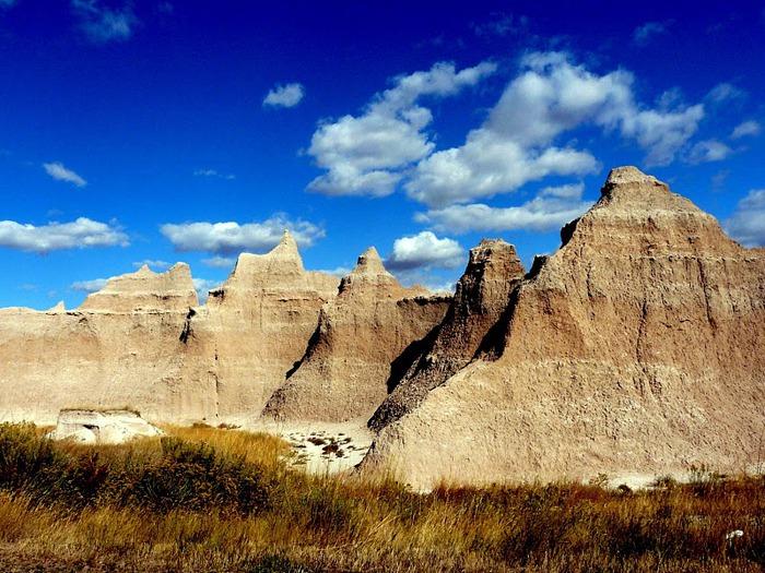 Национальный парк Badlands 53553
