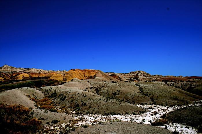 Национальный парк Badlands 95538