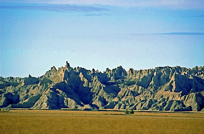 Национальный парк Badlands 72407