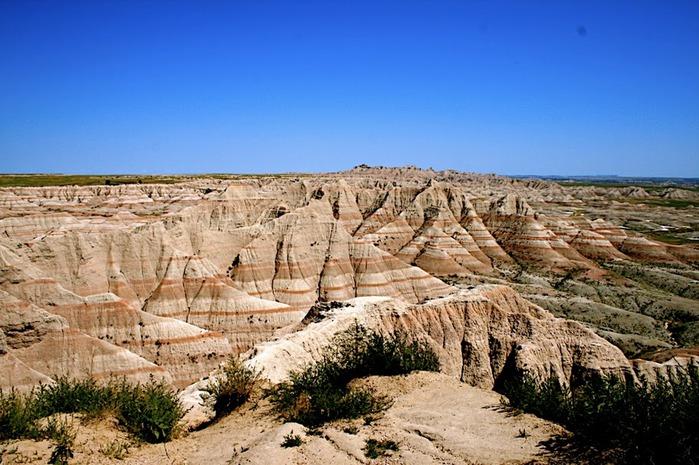 Национальный парк Badlands 95741