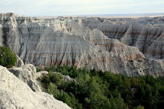 Национальный парк Badlands 52413