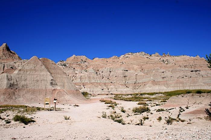 Национальный парк Badlands 55414