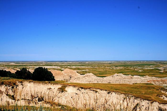 Национальный парк Badlands 49082