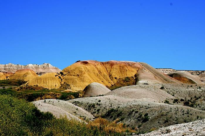 Национальный парк Badlands 45600