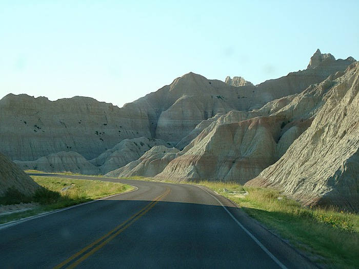 Национальный парк Badlands 30798