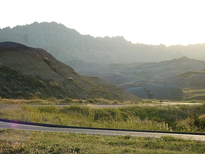 Национальный парк Badlands 28135