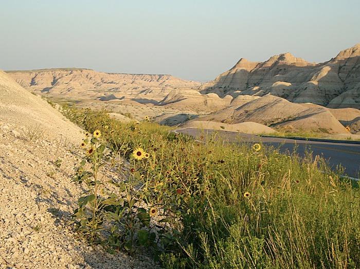 Национальный парк Badlands 72353