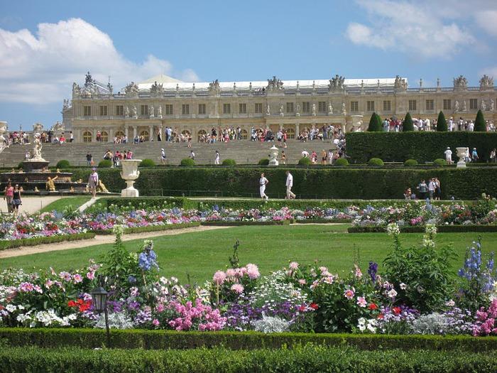 Поедем в царственный Версаль 97376