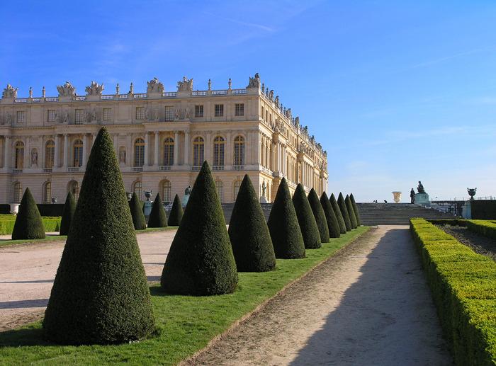 Поедем в царственный Версаль 94723