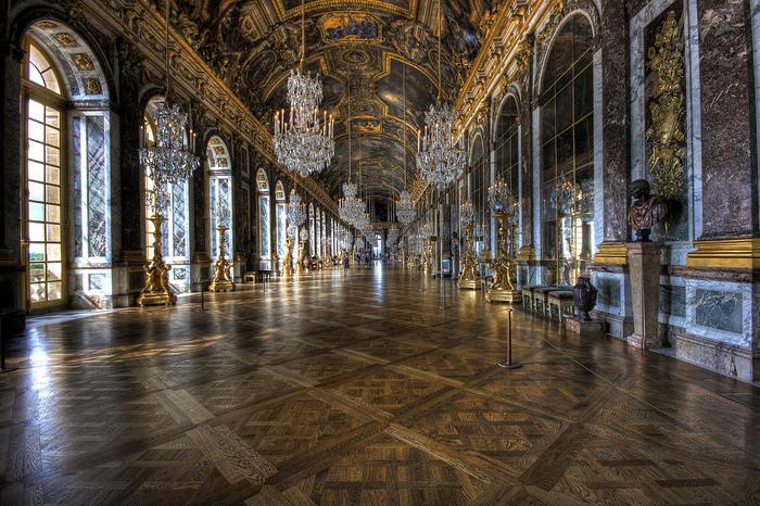 Поедем в царственный Версаль 26123