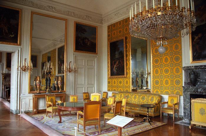 Поедем в царственный Версаль 13094