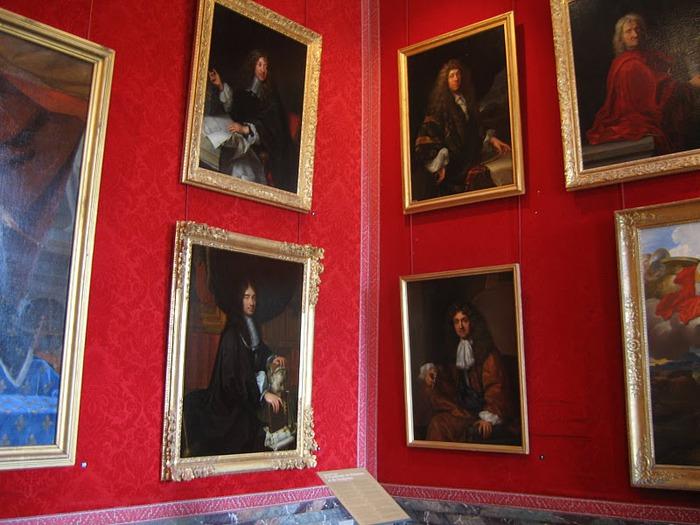 Поедем в царственный Версаль 14361