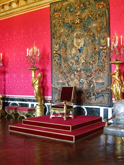 Поедем в царственный Версаль 16229