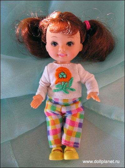 Комплект одежды для куклы: