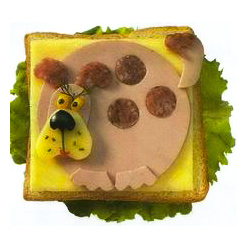 бутерброд злая ксюша собчака