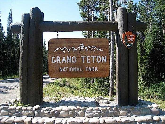 Национальный парк - Гранд Тетон 67278