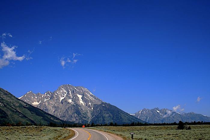 Национальный парк - Гранд Тетон 33712